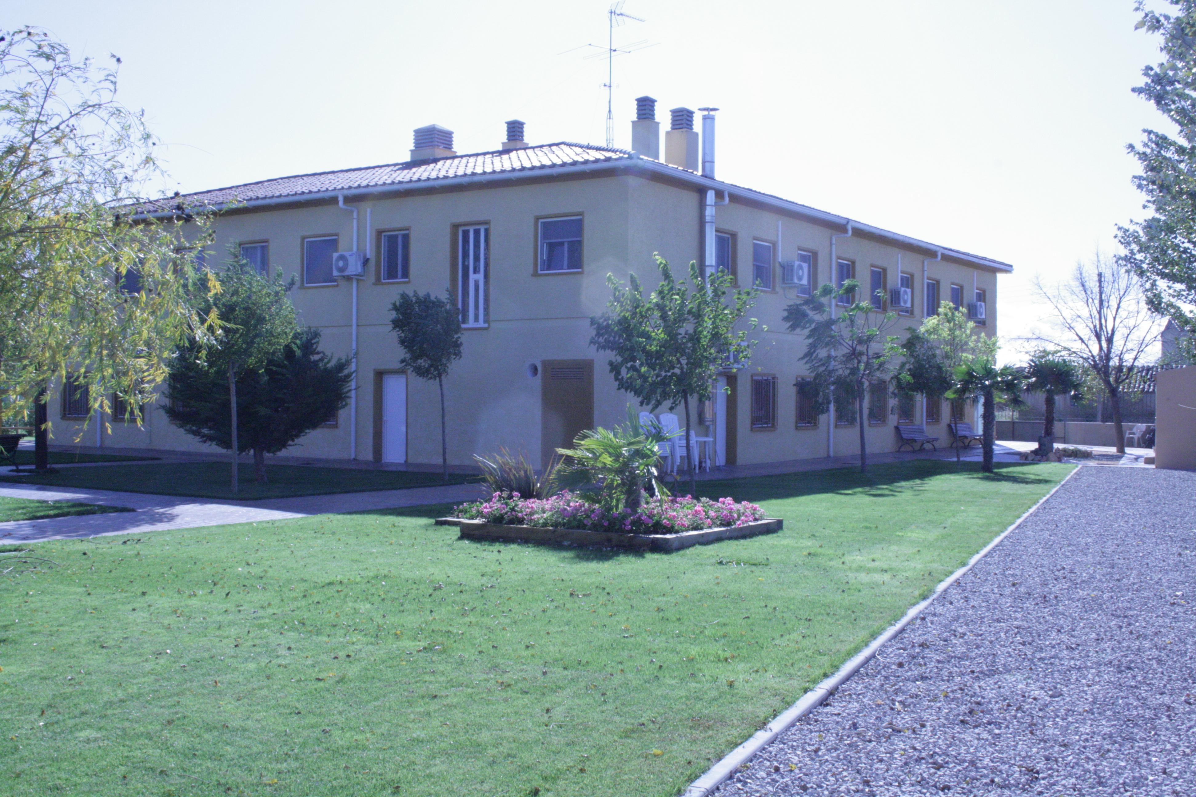 Residencia ancianos La Sabina