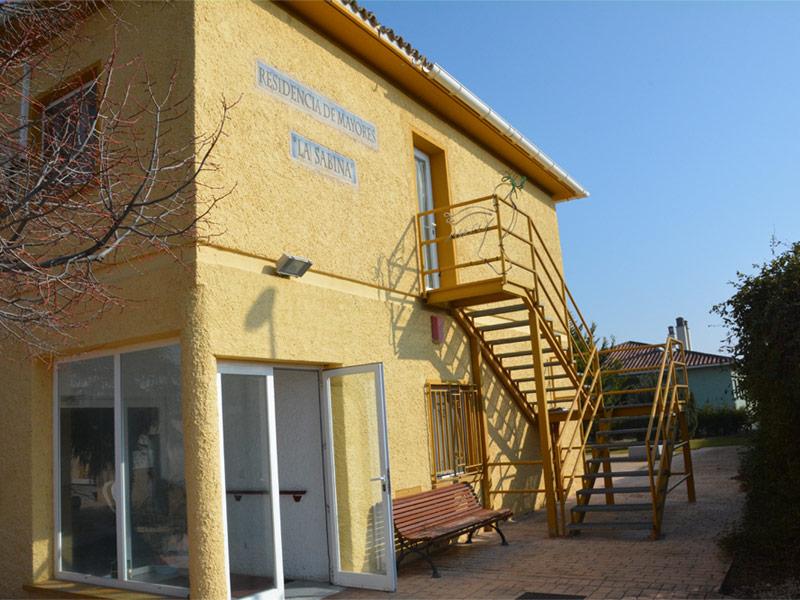 """Residencia de Ancianos """"La Sabina"""""""